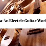 How an electric guitar works