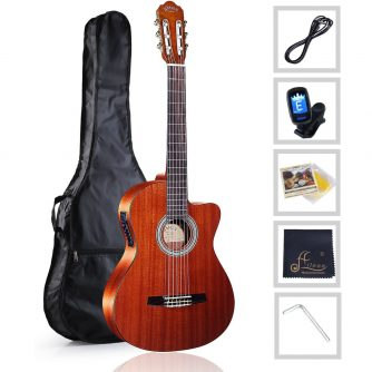 Winzz Classical Guitar Review
